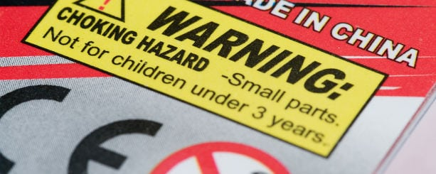 Safety Labels on Toys en 71 Toy Safety When