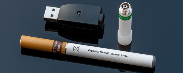 Electronic cigarette 2017 UK