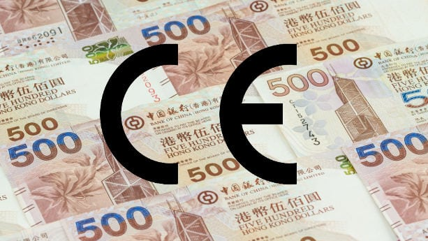 CE marking cost