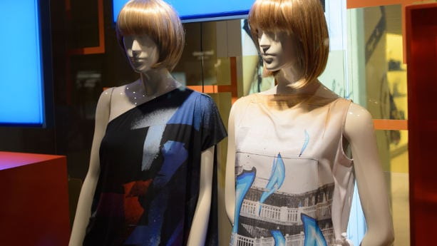 clothing trade show