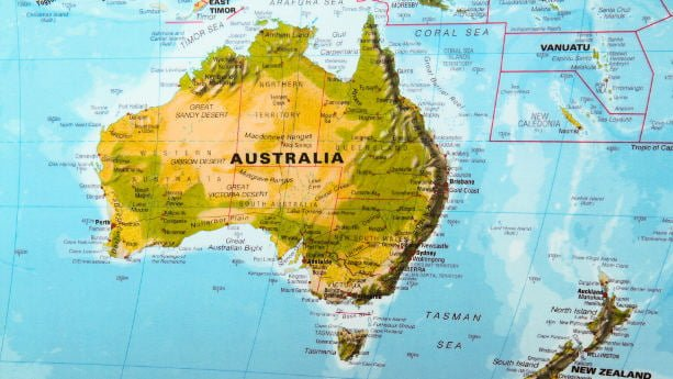 Australia import duties