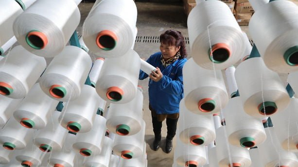 plastics factory in Zhejiang