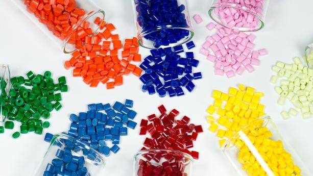 plastics granule