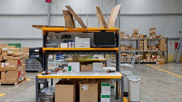 Amazon Prep Services