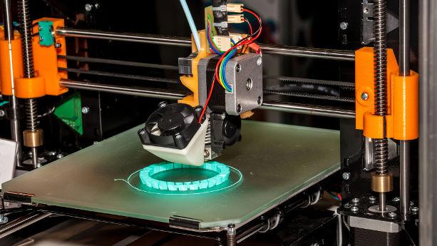 3D printer prototyping
