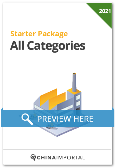 Importing Products from China - Get Your Starter Package Now