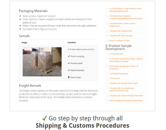 2sppreview2017jpg – Sample Shipping Manual Template